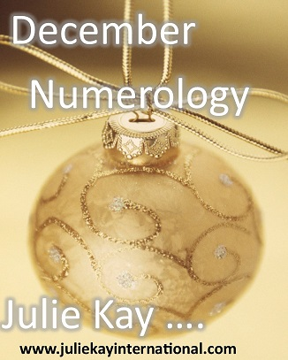 December 2014 Numerology Report