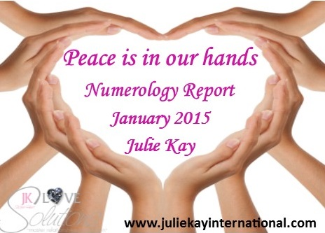 January 2015 Numerology Report